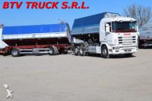 autotreno Scania 124 420 RIBALTABILE BILATERALE