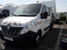Renault Master CCb 150.35 Benne 7 Places + coffre