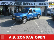 Mazda B2500 TURBO DOUBLE CAB 4X4