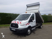 véhicule utilitaire Ford Transit tdci155 benne