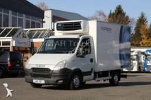 MAN refrigerated van