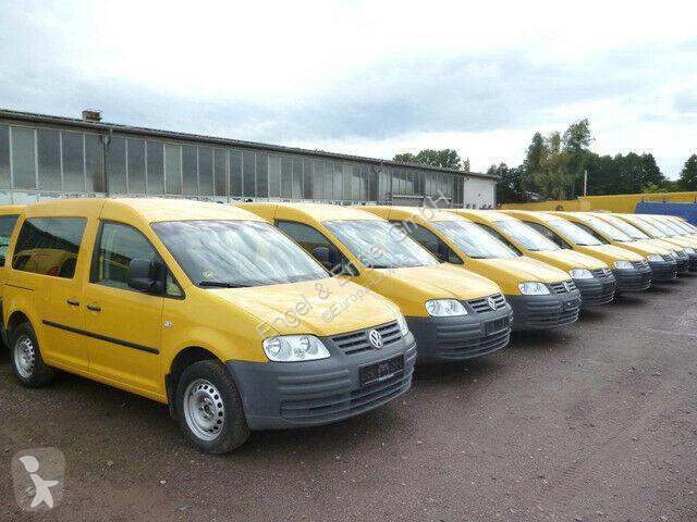Voir les photos Véhicule utilitaire Volkswagen Caddy 2.0 SDI