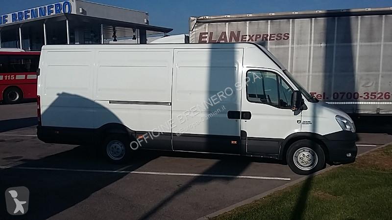 Used Iveco Cargo Van 35s13 V N3201629
