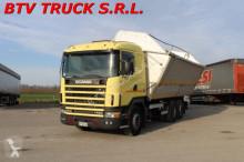 camion Scania 144 460 RIBALTABILE BILATERALE EURO 5
