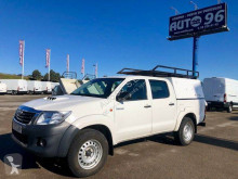 Toyota HiLux 2.5 D 4D GX 144 DOBLE CABINA