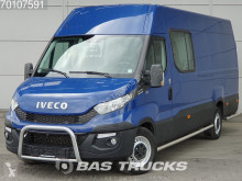 Iveco Daily 35S21 3.0 210pk AUT DOKA DC Navi Camera L3H2 12m3 A/C Double cabin Towbar Cruise control