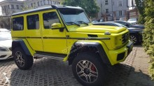 лек автомобил 4X4 / SUV Mercedes