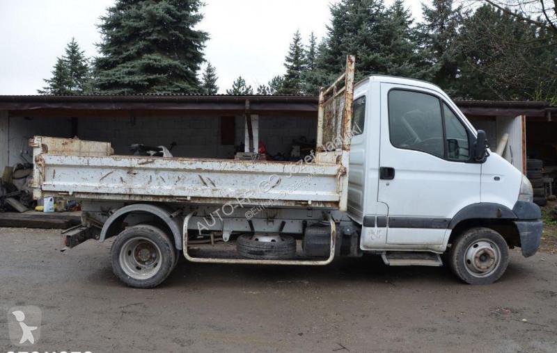 Pojazd dostawczy Renault Renault  3.0 120 KM Wywrotka Wywrot Kiper