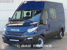Iveco Daily 35S21 3.0 210pk Hi Matic DC Doka Navi Camera L2H2 7m3 A/C Double cabin Towbar