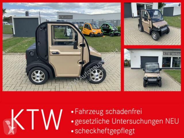Voir les photos Véhicule utilitaire nc URBEE 2S EV de Luxury,Klima,45Km/h