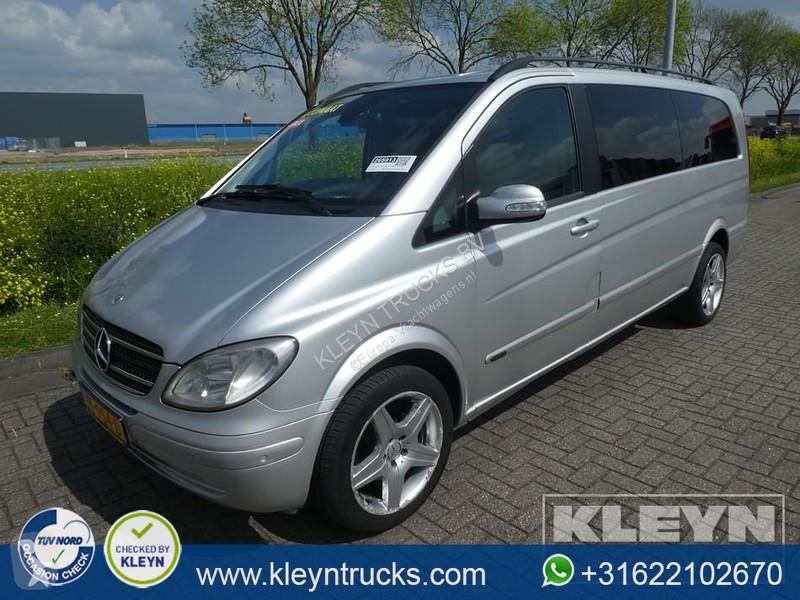 Vehicul utilitar Mercedes 2.2 CDI xl dc ac