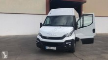 Iveco large volume box van