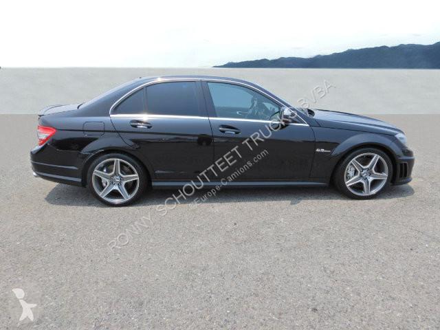 Voir les photos Véhicule utilitaire Mercedes Limousine, Avantgarde C 63 AMG Limousine, Avantgarde