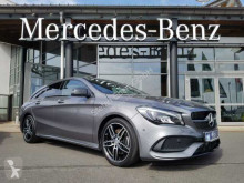 Mercedes CLA 220 Shooting-Brake+4M+AMG +NIGHT+LED+PTS+SHZ