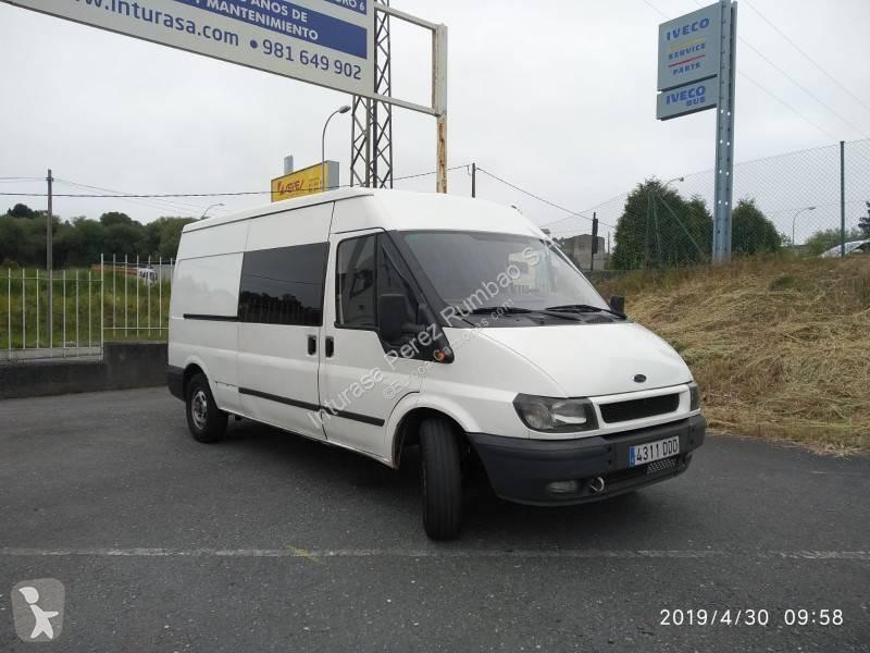 Used Ford Transit cargo van 4x2 - n°3237462
