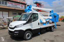 Zobaczyć zdjęcia Pojazd dostawczy Iveco 35-120 - 20 m NEW! Socage serie E 20D