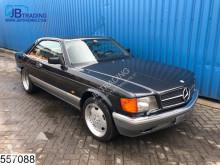 voiture coupé Mercedes