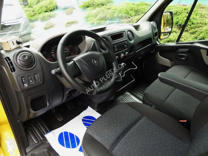 Voir les photos Véhicule utilitaire Renault MASTERSKRZYNIA WYWROTKA DOKA 7 MIEJSC [ 2354 ]