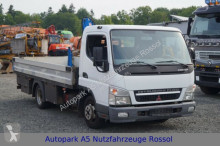 utilitaire plateau ridelles Mitsubishi