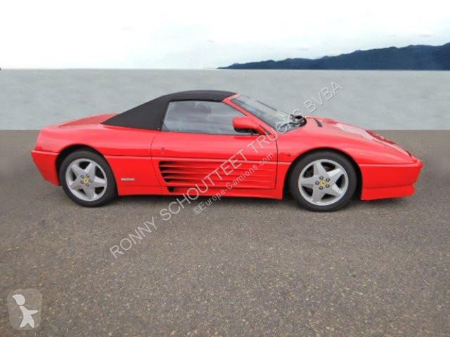 Voir les photos Véhicule utilitaire Ferrari Spider  Spider Klima/Leder/eFH./NSW