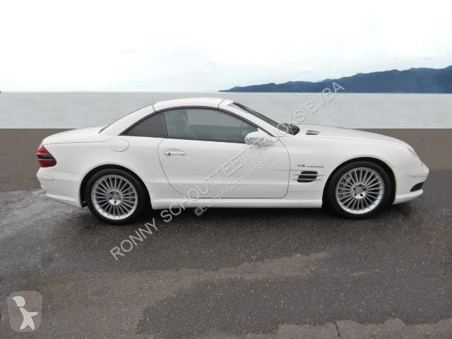 Voir les photos Véhicule utilitaire Mercedes 55 AMG Roadster  55 AMG Roadster, mehrfach VORHANDEN!