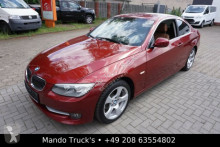 BMW 320iA Coupé Leder, BT, PDC