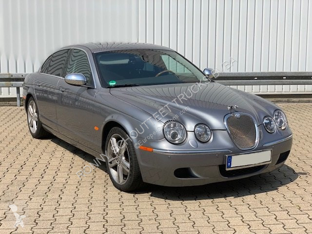 Voir les photos Véhicule utilitaire Jaguar S Type CCX, mit Anhängerkupplung S Type CCX, mit Anhängerkupplung
