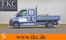 Renault Master Doka Pritsche AHK 3-Sitzer #29T226