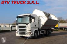 utilitaire benne Scania