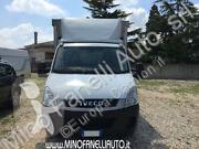 Voir les photos Véhicule utilitaire Iveco 35c11 2.3hpi Cassone Con Centina Alla Francese