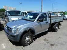 Isuzu D-MAX Single Satellite