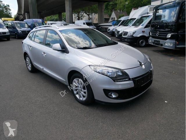 Voiture Renault Break Megane Iii Grandtourparis Gazoil Occasion N 3319596