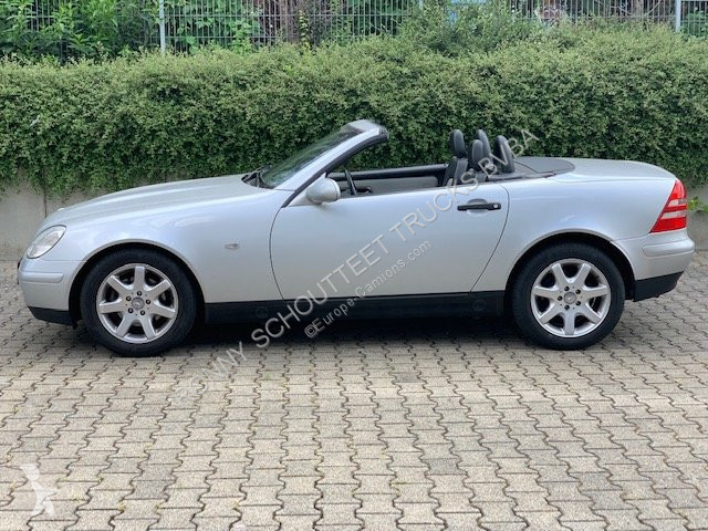 Voir les photos Véhicule utilitaire Mercedes 200  200 Autom./Klima/Sitzhzg./el.Sitzv.