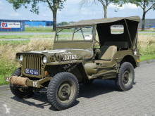 pojazd dostawczy Jeep Willys MB 1943 2nd ww