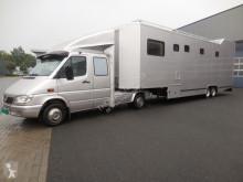 n/a B / E, 2 assige oplegger met Garage Koets/Motor/Auto sport