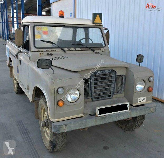 Voir les photos Véhicule utilitaire Land Rover