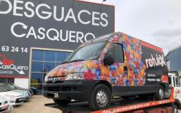furgoneta furgón Peugeot