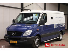 Mercedes 513CDI geldwagen gepantserd Cash In Transit Armored Vehicle Money Truck