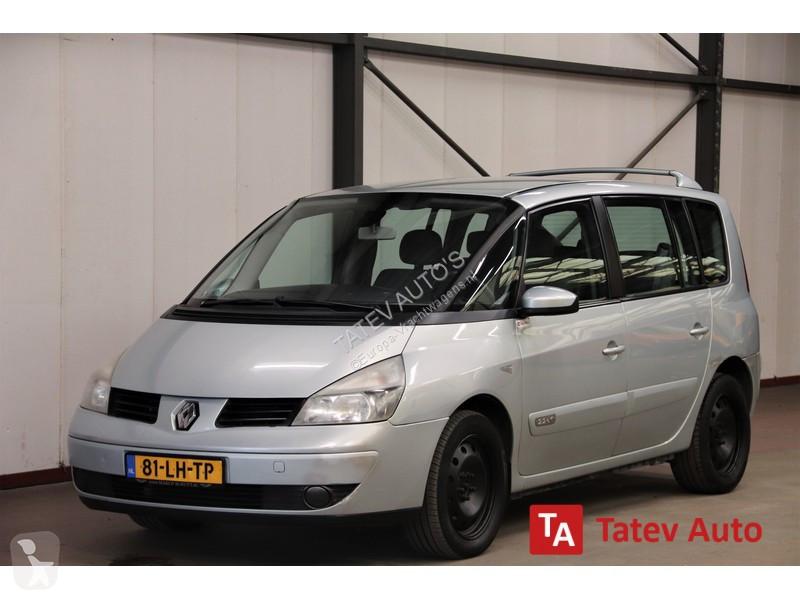 Voiture Renault Monospace Espace 2 2 Dci Authentique Trekhaak Gazoil Occasion N 3346798