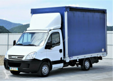 Iveco Daily 35S18 *Pritsche+Plane 3,60m* Topzustand!