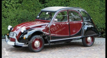 voiture berline Citroën