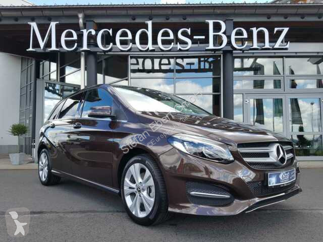 View images Mercedes B 200 7G+URBAN+LED+COMAND TOTWINKEL+SPUR+PARK-PI van