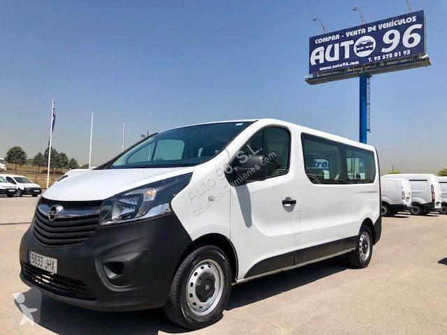 Zobaczyć zdjęcia Pojazd dostawczy Opel 1.6 CDTI 115 CV 29 COMBI 6 L2 H1