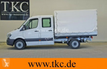 Mercedes Sprinter 213 313 CDI MR Doka Pritsche AC #79T264