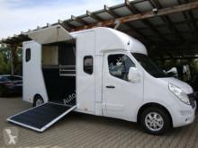 pojazd dostawczy do przewozu zwierząt używany