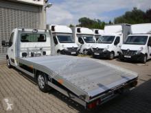 Renault Master 170 Autotransporter, Aluminium van