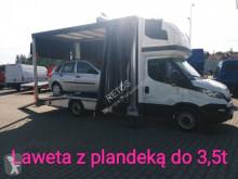 véhicule utilitaire Iveco 35S18A8- WARRANTY