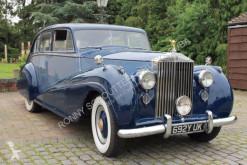 Rolls-Royce Silver Wraith LWB Coachwork by Park Ward Silver Wraith LWB Coachwork by Park Ward
