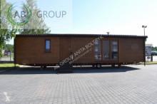 nc AB GROUP Mobil Haus 12x4m/ Domek Mobilny 12x 4m neuf
