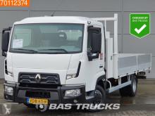 Renault flatbed van
